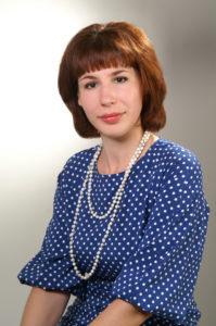 Начальник испытательного центра - Ерова Светлана Андреевна